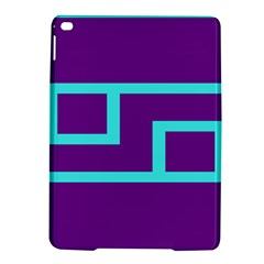 Illustrated Position Purple Blue Star Zodiac Ipad Air 2 Hardshell Cases by Mariart