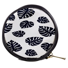 Leaf Summer Tech Mini Makeup Bags by Mariart
