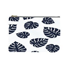 Leaf Summer Tech Cosmetic Bag (large)