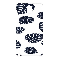 Leaf Summer Tech Samsung Galaxy Note 3 N9005 Hardshell Back Case by Mariart