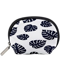 Leaf Summer Tech Accessory Pouches (small)  by Mariart