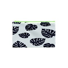 Leaf Summer Tech Cosmetic Bag (xs) by Mariart