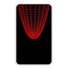 Normal Field Of An Elliptic Paraboloid Red Memory Card Reader by Mariart