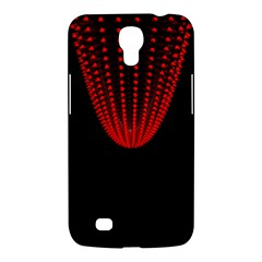 Normal Field Of An Elliptic Paraboloid Red Samsung Galaxy Mega 6 3  I9200 Hardshell Case