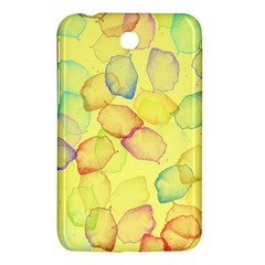 Watercolors On A Yellow Background          Nokia Lumia 925 Hardshell Case by LalyLauraFLM