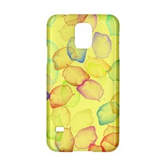 Watercolors On A Yellow Background          Nokia Lumia 625 Hardshell Case by LalyLauraFLM