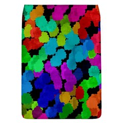 Colorful Strokes On A Black Background         Samsung Galaxy Grand Duos I9082 Hardshell Case by LalyLauraFLM