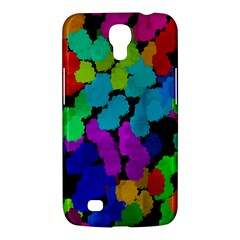 Colorful Strokes On A Black Background         Sony Xperia Sp (m35h) Hardshell Case by LalyLauraFLM