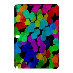 Colorful Strokes On A Black Background         Nokia Lumia 1520 Hardshell Case by LalyLauraFLM