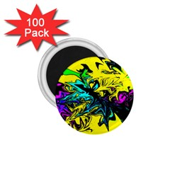 Colors 1 75  Magnets (100 Pack)