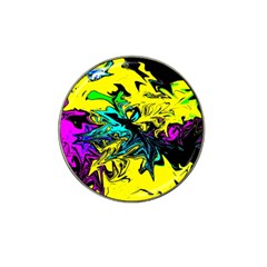 Colors Hat Clip Ball Marker by Valentinaart