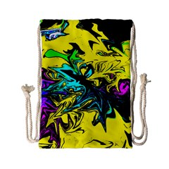 Colors Drawstring Bag (small) by Valentinaart