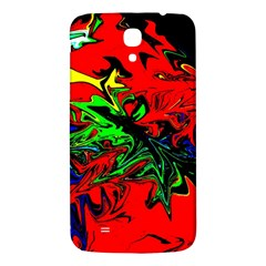 Colors Samsung Galaxy Mega I9200 Hardshell Back Case by Valentinaart