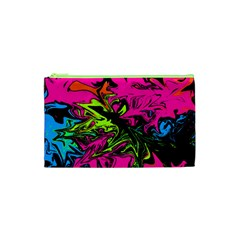 Colors Cosmetic Bag (xs) by Valentinaart