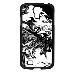 Colors Samsung Galaxy S4 I9500/ I9505 Case (black) by Valentinaart