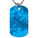 Colors Dog Tag (Two Sides) Back