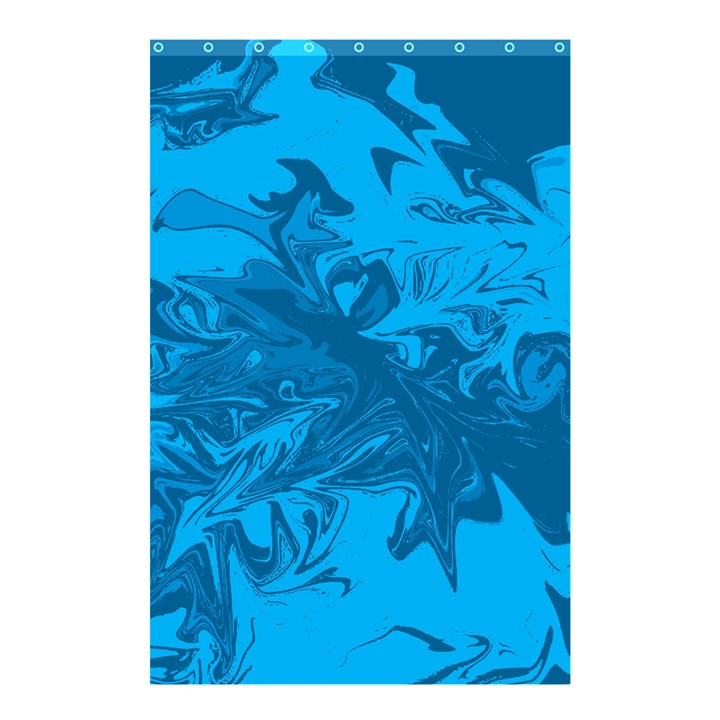 Colors Shower Curtain 48  x 72  (Small)