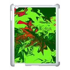 Colors Apple Ipad 3/4 Case (white) by Valentinaart
