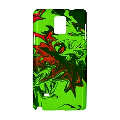 Colors Samsung Galaxy Note 4 Hardshell Case by Valentinaart