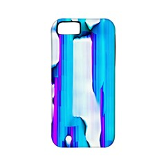 Blue Watercolors         Apple Iphone 4/4s Hardshell Case (pc+silicone) by LalyLauraFLM