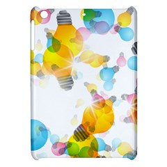 Lamp Color Rainbow Light Apple Ipad Mini Hardshell Case by Mariart