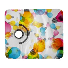 Lamp Color Rainbow Light Galaxy S3 (flip/folio) by Mariart