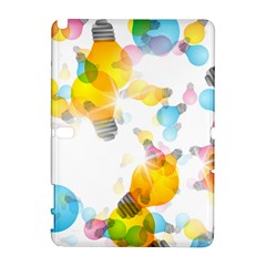 Lamp Color Rainbow Light Galaxy Note 1 by Mariart