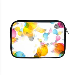 Lamp Color Rainbow Light Apple Macbook Pro 15  Zipper Case by Mariart