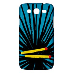 Match Cover Matches Samsung Galaxy Mega 5 8 I9152 Hardshell Case  by Mariart