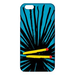 Match Cover Matches Iphone 6 Plus/6s Plus Tpu Case by Mariart