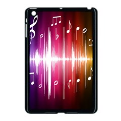 Music Data Science Line Apple Ipad Mini Case (black) by Mariart