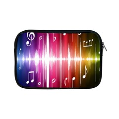 Music Data Science Line Apple Ipad Mini Zipper Cases