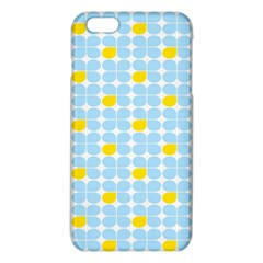 Retro Stig Lindberg Vintage Posters Yellow Blue Iphone 6 Plus/6s Plus Tpu Case by Mariart
