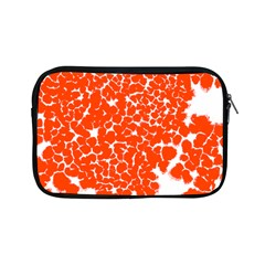 Red Spot Paint White Apple Ipad Mini Zipper Cases by Mariart