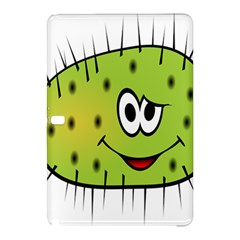 Thorn Face Mask Animals Monster Green Polka Samsung Galaxy Tab Pro 10 1 Hardshell Case
