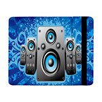 Sound System Music Disco Party Samsung Galaxy Tab Pro 8.4  Flip Case Front