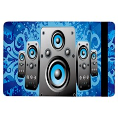 Sound System Music Disco Party Ipad Air Flip by Mariart