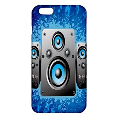 Sound System Music Disco Party Iphone 6 Plus/6s Plus Tpu Case by Mariart