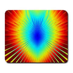 View Max Gain Resize Flower Floral Light Line Chevron Large Mousepads by Mariart
