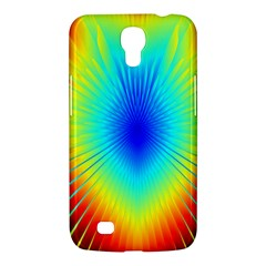 View Max Gain Resize Flower Floral Light Line Chevron Samsung Galaxy Mega 6 3  I9200 Hardshell Case by Mariart