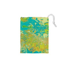 Colors Drawstring Pouches (xs)  by Valentinaart