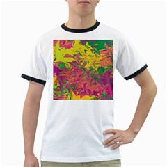 Colors Ringer T Shirts