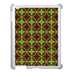 Kiwi Like Pattern Apple Ipad 3/4 Case (white) by linceazul