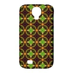 Kiwi Like Pattern Samsung Galaxy S4 Classic Hardshell Case (pc+silicone) by linceazul