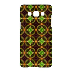 Kiwi Like Pattern Samsung Galaxy A5 Hardshell Case  by linceazul