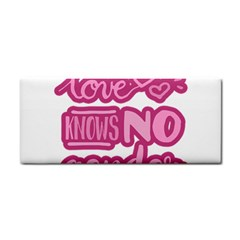 Love Knows No Gender Cosmetic Storage Cases by Valentinaart