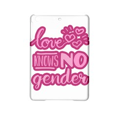 Love Knows No Gender Ipad Mini 2 Hardshell Cases