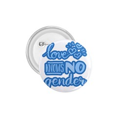 Love Knows No Gender 1 75  Buttons by Valentinaart