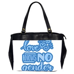 Love Knows No Gender Office Handbags (2 Sides)