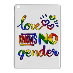 Love Knows No Gender Ipad Air 2 Hardshell Cases by Valentinaart